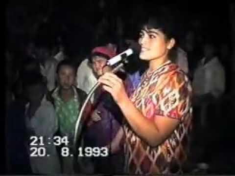 1990- ЙИЛ ТУЙ АНДИЖОН БАЛИКЧИ МАНА ОВОЗ  ВА КИЗЛАРНИ КИЙИНИШ МАДАНИЯТИ