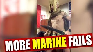 Army Vet Reacts to MORE Marine Fails | Mandatory Fun Ep. 2
