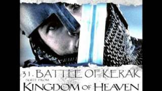 Kingdom of Heaven-soundtrack(complete)CD1-31. Battle of Kerak