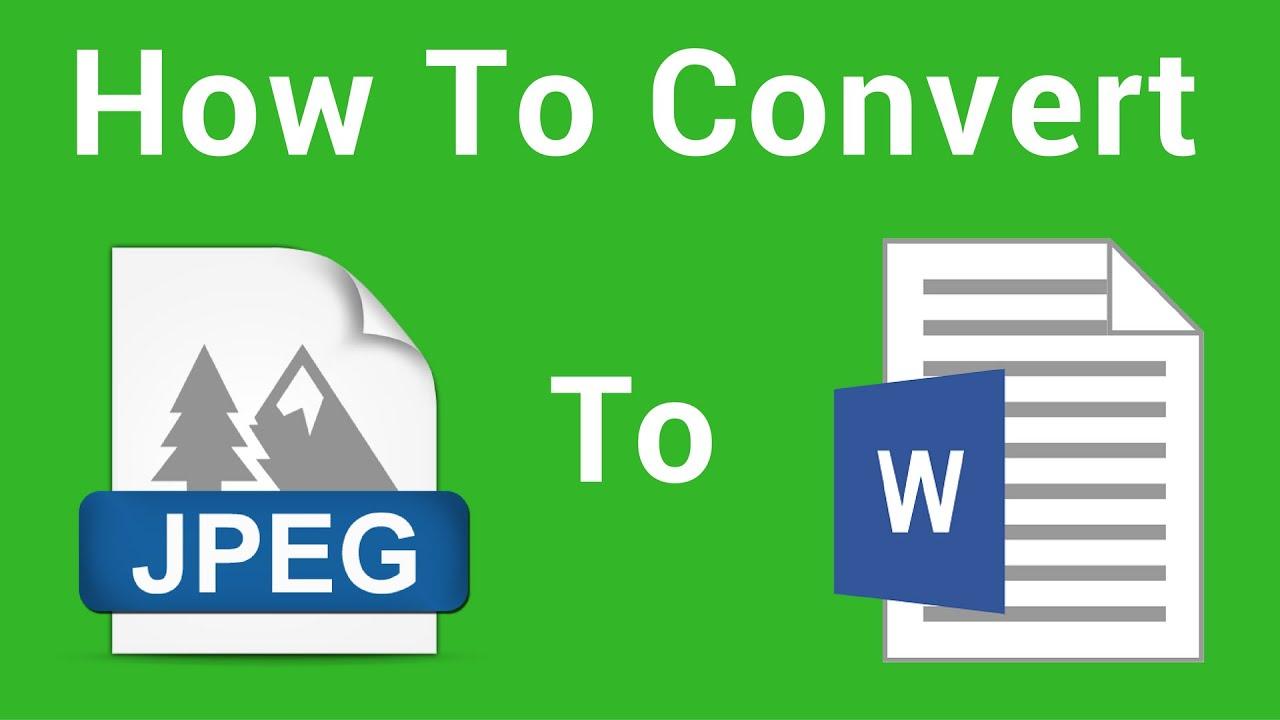 convert scanned pdf to word google docs
