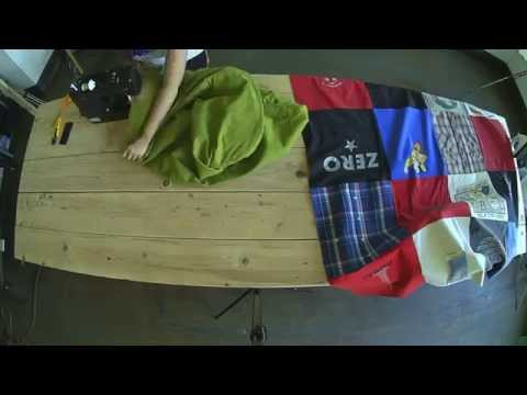 High T Shirt Blankets How To Make