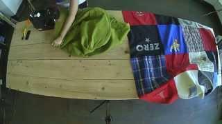 High Speed T-Shirt Quilt