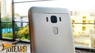 Asus Zenfone 3 Max (ZC553KL) - Full HD 1080p Video Sample