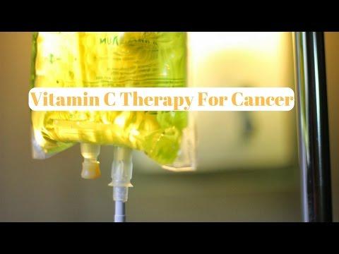 High Dose Vitamin C Therapy