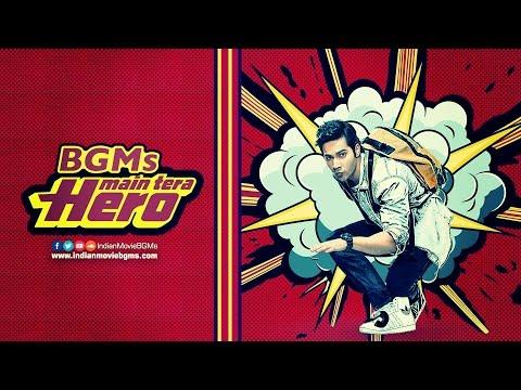 Main Tera Hero BGMs | Jukebox | IndianMovieBGMs