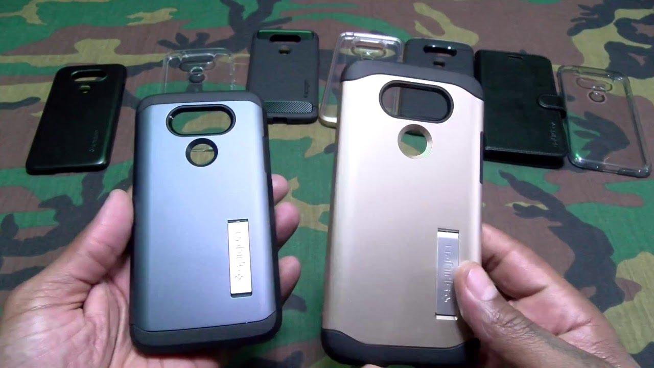 sale retailer 825e2 d8b8b Hot LG G5 Cases From Spigen