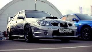 'Большие гонки 2011' - Тайм Атак - командная гонка STI CLUB