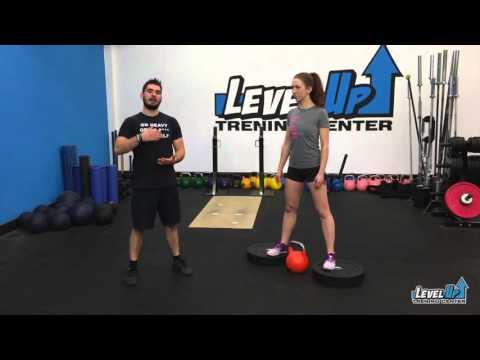 Deficit Sumo Deadlift -   LevelUp Trening center   Fitnes