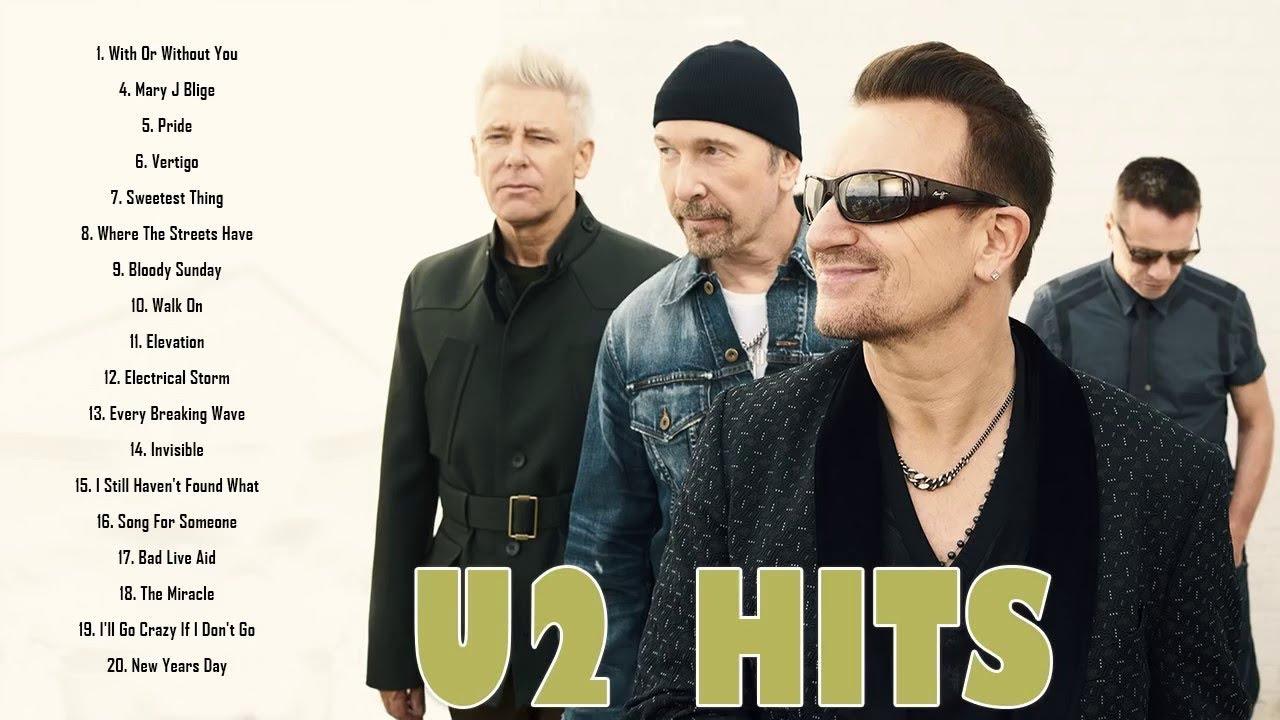 As Melhores De U2 The Best Of U2 Youtube