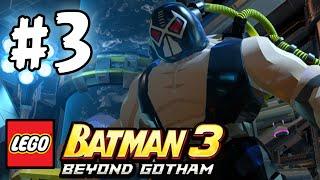 LEGO BATMAN 3 - BEYOND GOTHAM - LBA - EPISODE 3 (HD)