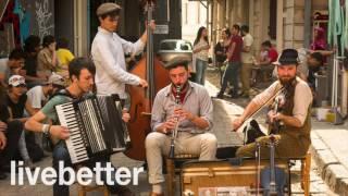 Música Gitana de Jazz Moderna para Bailar