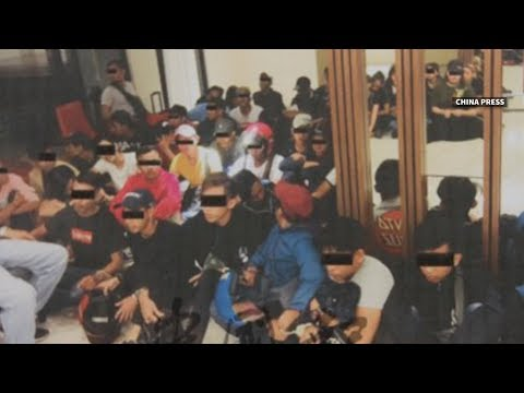 Cops Arrest 45 Youths In Sex And Drugs Party On Deepavali