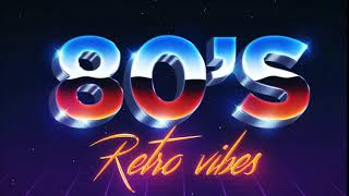 80's text effect photoshop template