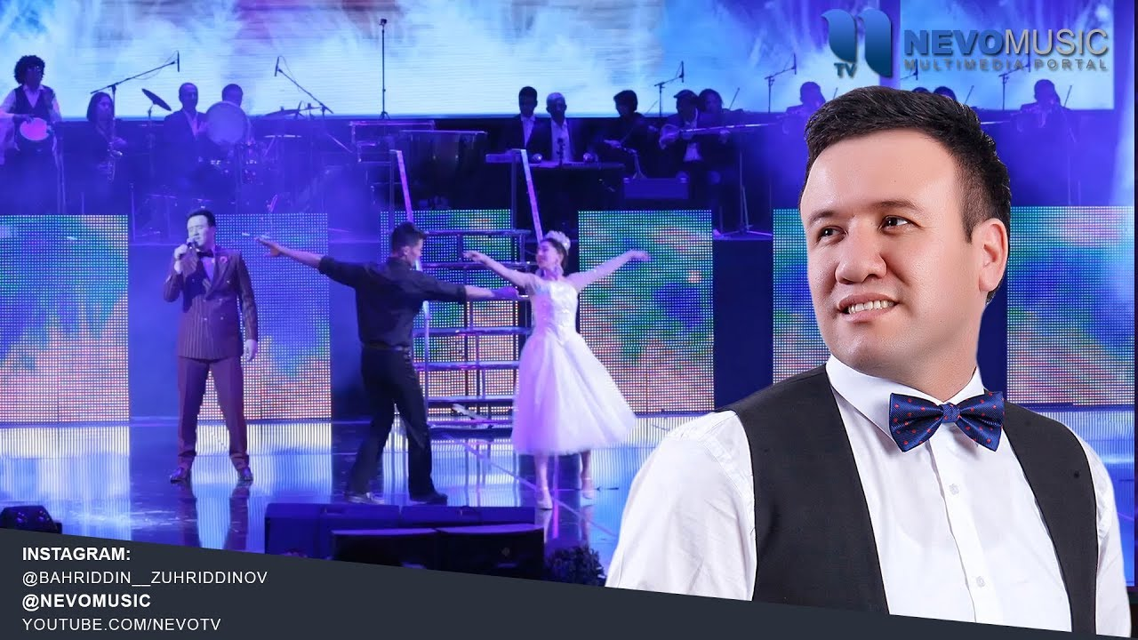 Bahriddin Zuhriddinov - Dil ozorim | Бахриддин Зухриддинов - Дил озорим (concert 2017)