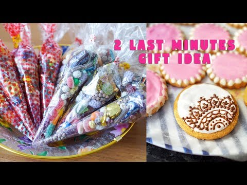 2 Last Minute Eid Gift Ideas | Hungry For Goodies