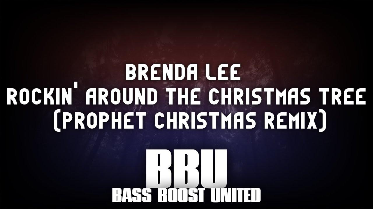 Brenda Lee - Rockin' Around The Christmas Tree (Prophet Christmas ...