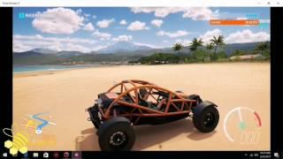 Game PC Forza Horizon 3 with core i3 3210