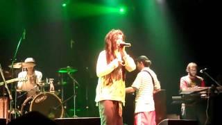 Zona Ganjah en Casa Babylon Cordoba - Rasta Es - Fumando Vamos A Casa - 05/09/2010