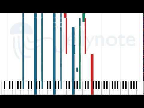 Lithium - Evanescence [Sheet Music]