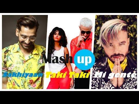 Sakhiyaan X Taki Taki X Mi Gente | DJ Suhas | Mashup | Manindar Buttar