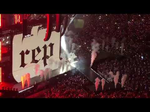 Taylor Swift Reputation Tour Sydney Australia (Ready For It)