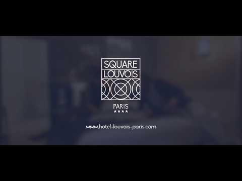 Hotel Square Louvois - Chambre Supérieure