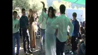 Лезгинка, отрывок из свадьбы Акима, Джилихур 2014 Дагестан Рутул