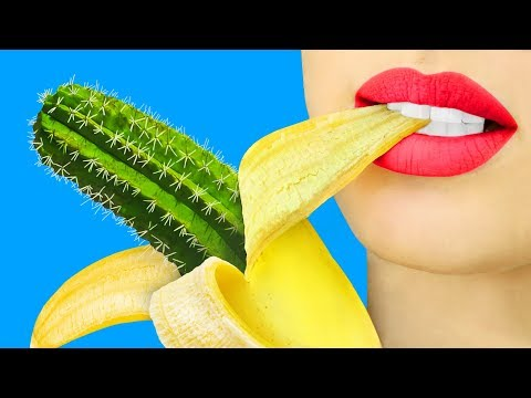 20 лайфхаков с бананами, которые упростят жизнь