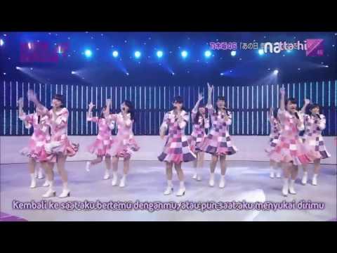 Nogizaka46   Ano Hi Boku wa Tossa ni Uso wo Tsuita Sub Indonesia