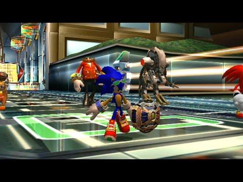 Sonic Riders Zero Gravity: World Grand Prix - Heroes Cup W/ Sonic