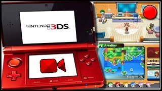 How to Record 3DS Gameplay (3DS Capture Card)