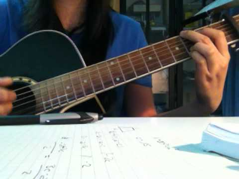 Guitar guitar chords you and i by chance : You And I - JRA (Guitar) - YouTube