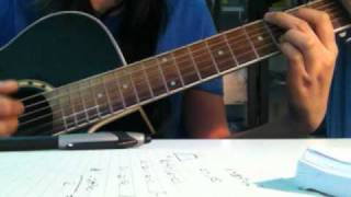 You And I - JRA (Guitar)