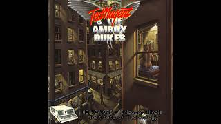 Ted Nugent & The Amboy Dukes - Hardware in Detroit 03/14/1975 🇺🇸 hard rock/heavy metal [Flac]