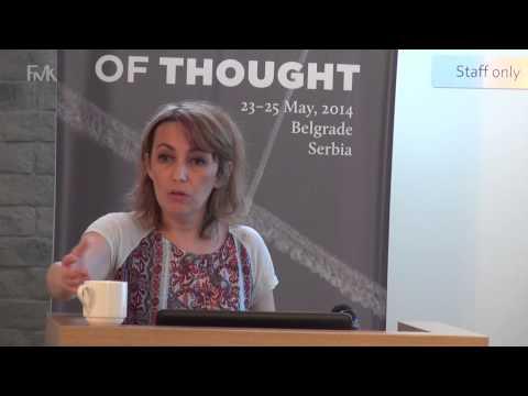 The Urgency of Thought: Jasna Koteska