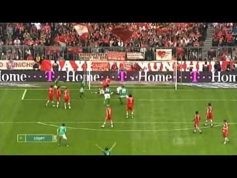 Mesut Özil vs Bayern München (Away) 08-09 by CR10