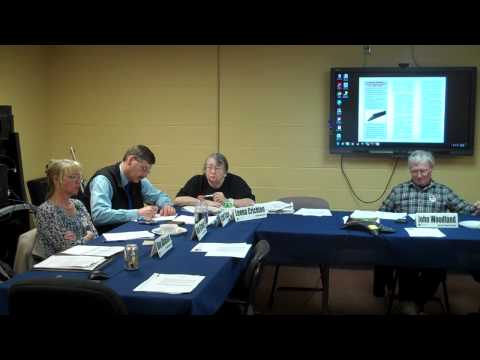 MCH 03/26/2015 Board Meeting Mineral Community Hospital Board of Directors
