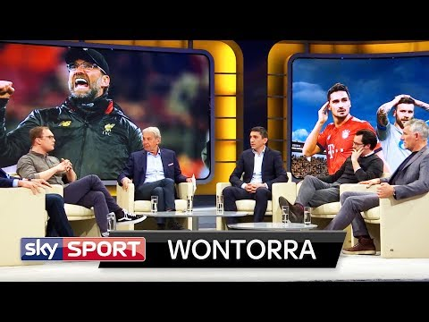 Ist der deutsche Fußball abgehängt? |Wontorra – der o2 Fußball-Talk | Sky Sport HD