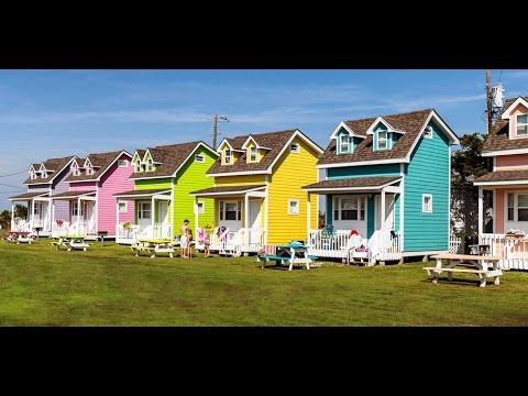 Tiny House Retirement Suburb (Spur Texas)