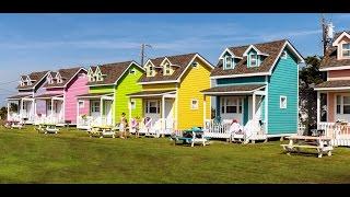 Tiny House Retirement Suburb (Spur Texas) thumbnail