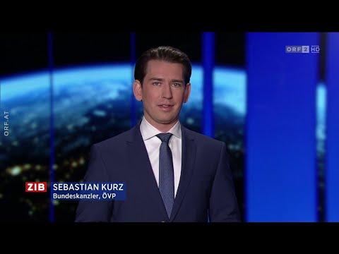 Bundeskanzler Kurz (ÖVP) zu Ermittlungen wegen Falschaussage