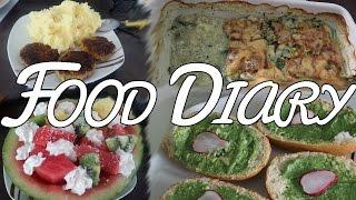 FOOD DIARY VEGAN #3 | Ira Vampira