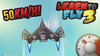 Darmowe Gry Online - Learn to Fly 3 - START