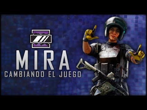 RAINBOW SIX SIEGE - GUÍA DE MIRA: El operador que cambió el juego | Trucos y consejos (Velvet Shell)