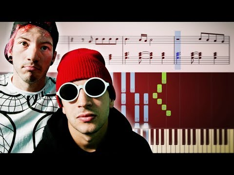 twenty one pilots: Goner 2015  Piano Tutorial + Sheets