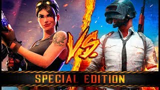 FORTNITE VS. PUBG ║ COMBATES MORTALES DE RAP: SPECIAL EDITION ║ JAY-F FT. IVANGEL MUSIC