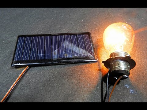 How to Boost Solar panel Output volt And Increase The Amp (Et Discover)