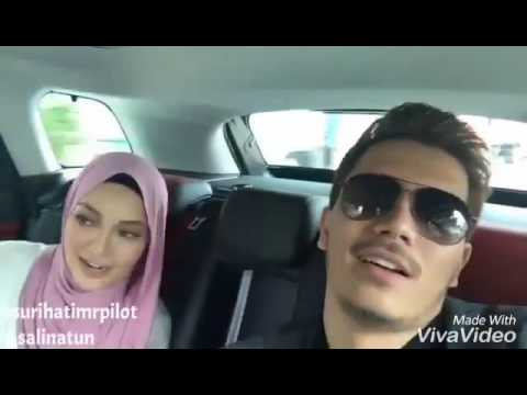Kapten Ejaz hantar Warda balik rumah | Suri Hati Mr Pilot