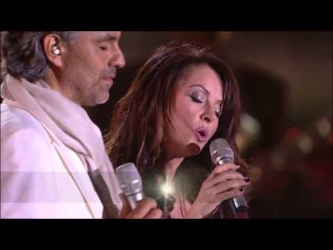 Andrea Bocelli Nicole Scherzinger No Llores Por Mi Argentina