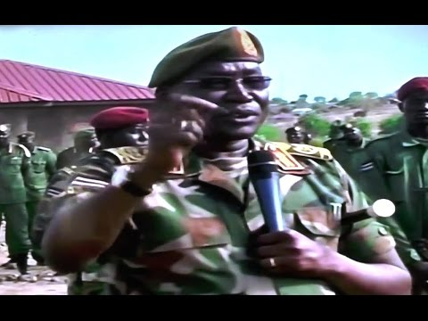 South Sudan news -Army Chief Paul Malong replaced  byJames Ajonga
